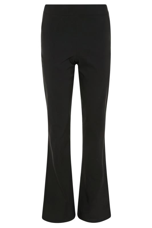LTS Black Stretch Bootcut Trousers_F.jpg