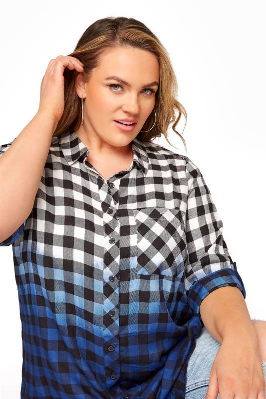 Blue Ombre Check Boyfriend Shirt_D.jpg
