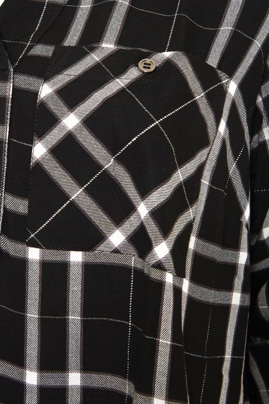 Black Check Print Overhead Shirt_S.jpg