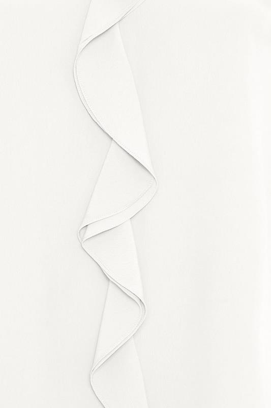 White Ruffle Balloon Sleeve Blouse_D.jpg