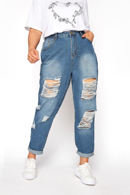 Blue Extreme Ripped MOM Jeans_B.jpg