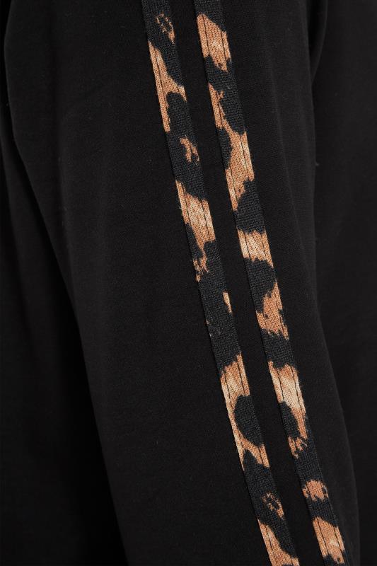 Black Leopard Stripe Hoodie_S.jpg