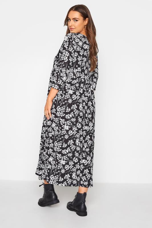 Black Floral Pocket Midaxi Dress_C.jpg
