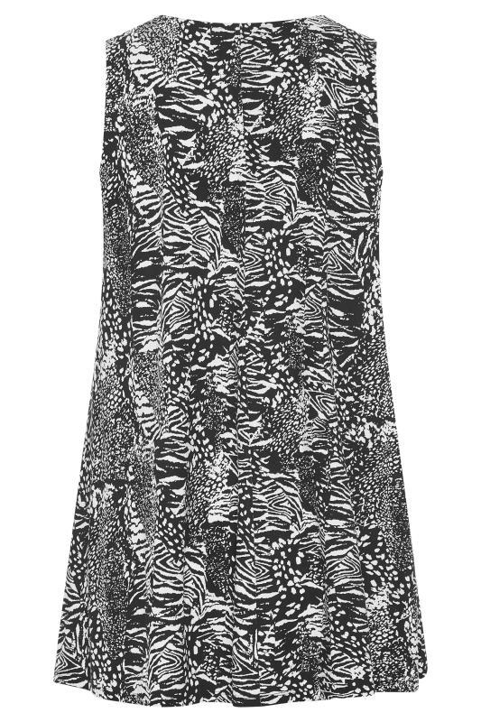 Black Animal Print Swing Vest Top_BK.jpg