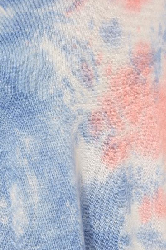 Multicoloured Tie Dye Kimono_S.jpg