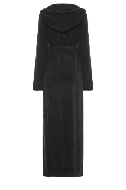 LTS Black Cotton Maxi Robe_BK.jpg