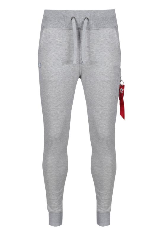 Plus Size Casual / Every Day ALPHA INDUSTRIES Grey X-FIT Slim Cargo Joggers
