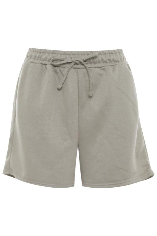 LTS Khaki Jersey Sweat Shorts_F.jpg