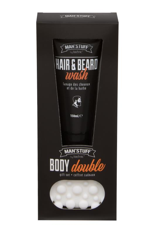 MANS'STUFF 'Body Double' Toiletry Gift Set