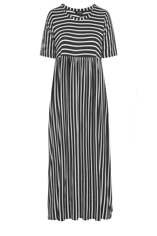 LTS Black Stripe Midi Dress_F.jpg