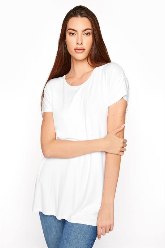 LTS White Soft Touch Grown On Sleeve T-Shirt_A.jpg