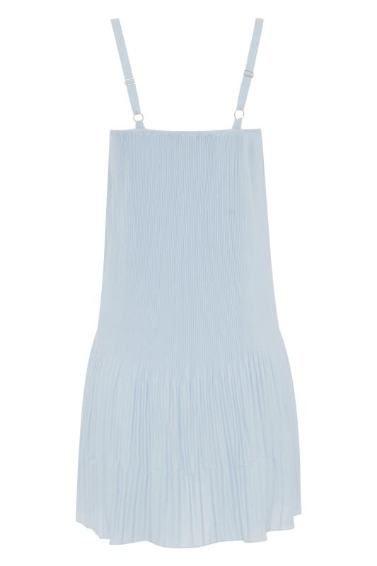 LTS Pale Blue Pleat Lace Cami_BK.jpg