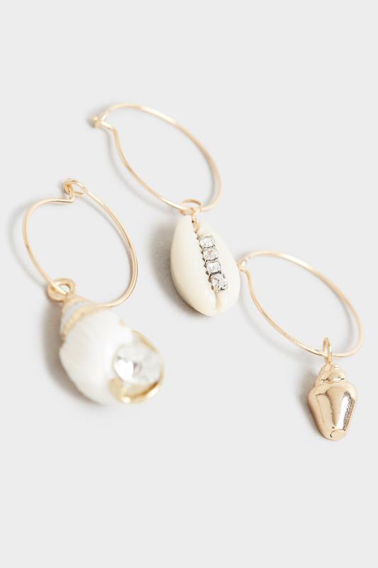 3 Pack Gold Shell Earrings_D.jpg