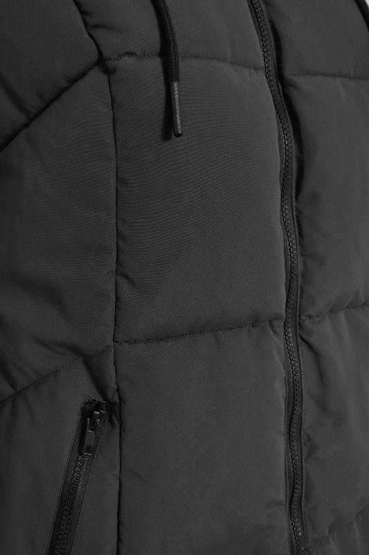 Black Hooded Puffer Maxi Coat_S.jpg