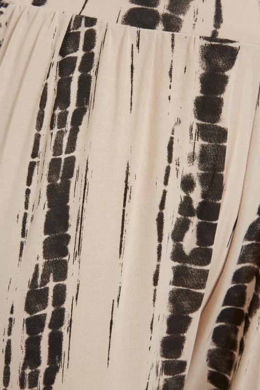Natural Linear Tie Dye Cuffed Harem Trousers_S.jpg