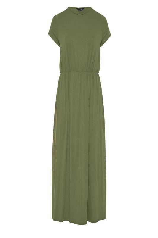 LTS Khaki Pocket Midaxi Dress_F.jpg