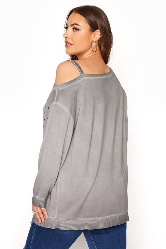 Grey Washed Asymmetric Cold Shoulder Sweatshirt_C.jpg