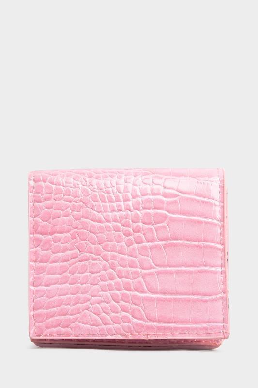 Hot Pink Croc Chain Crossbody Bag_A.jpg