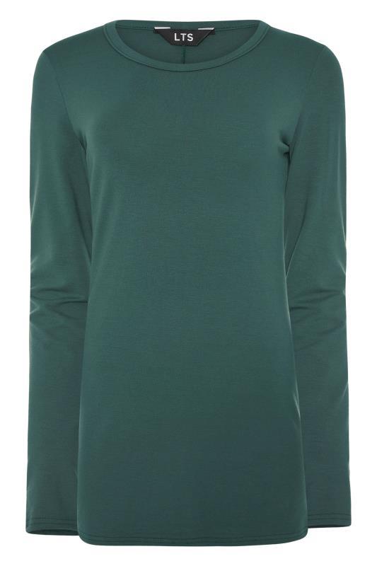 LTS Green Long Sleeve T-Shirt_F.jpg