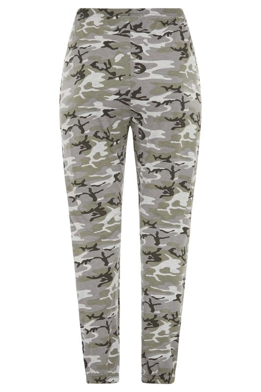 LIMITED COLLECTION Grey Camo Lounge Joggers_BK.jpg