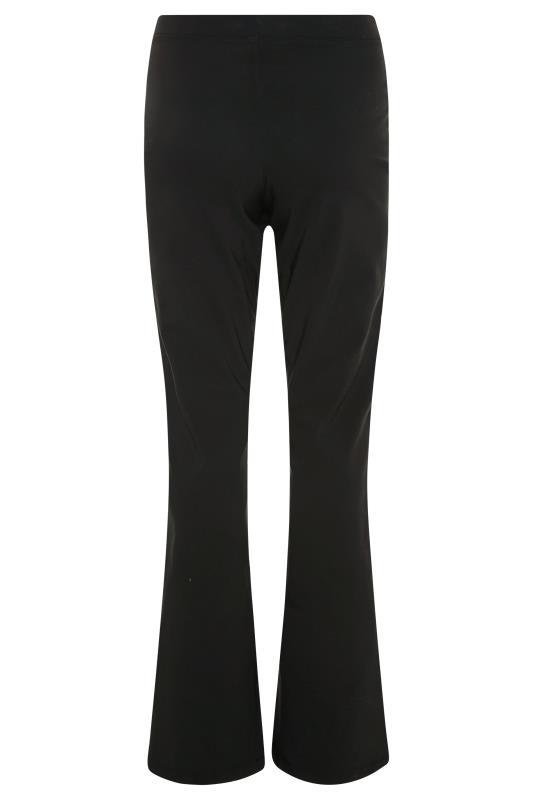 LTS Black Stretch Bootcut Trousers_BK.jpg