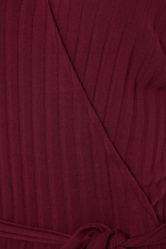 LTS Burgundy Ribbed Wrap Jumpsuit_S.jpg