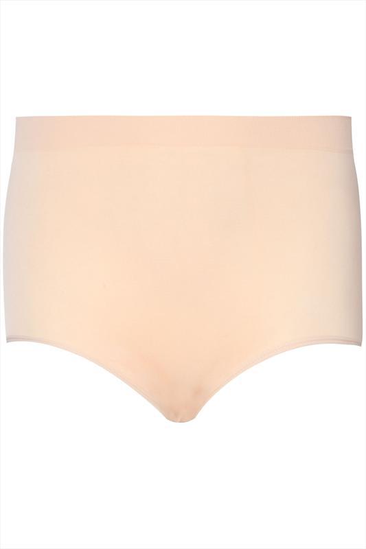 Nahtloser figurformender Taillenslip - Hautfarben
