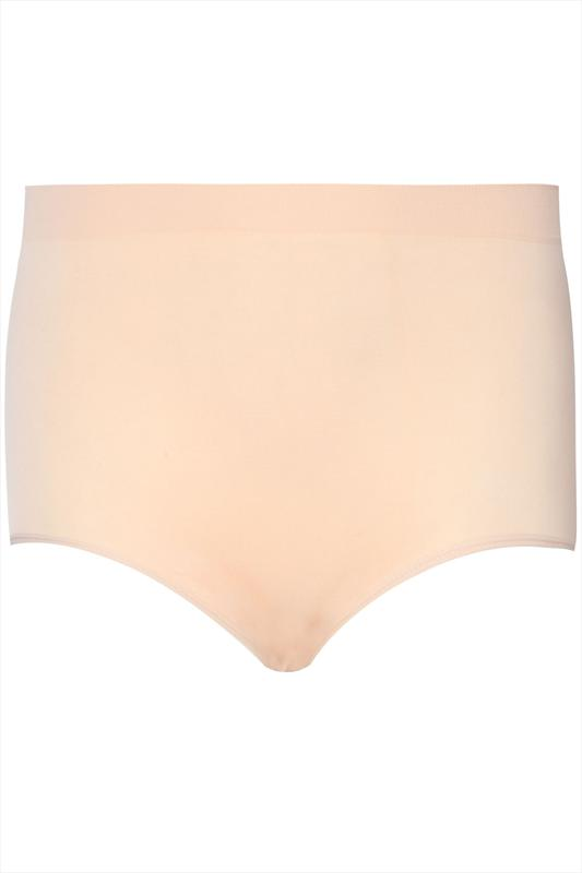 Nude Seamless Light Control Brief
