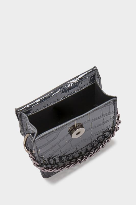 Black Croc Chain Mini Cross Body Bag_E.jpg