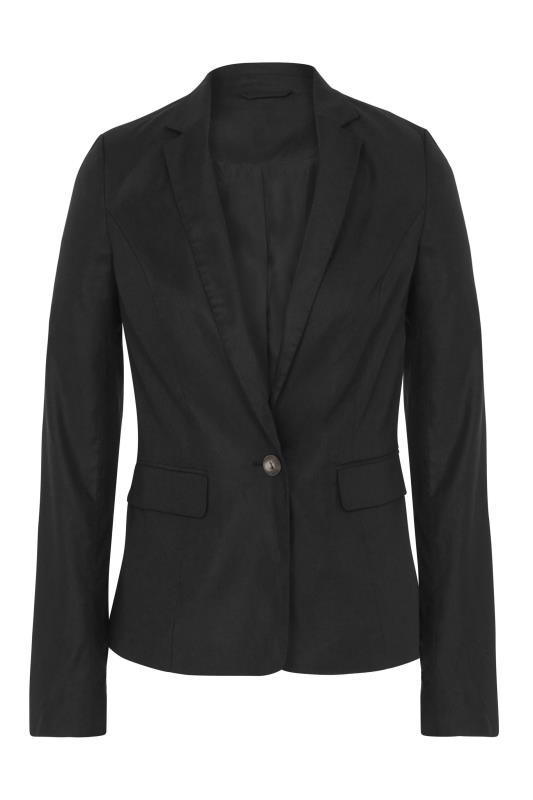 Black Natural Blend Stretch Suit Jacket_F.jpg