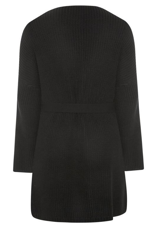 Black Wide Sleeve Belted Cardigan_BK.jpg