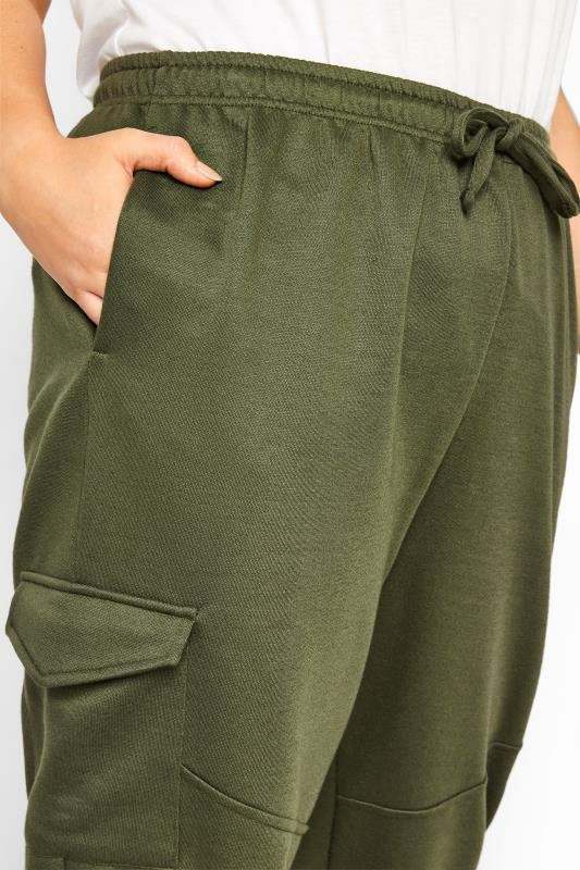 LIMITED COLLECTION Khaki Utility Joggers