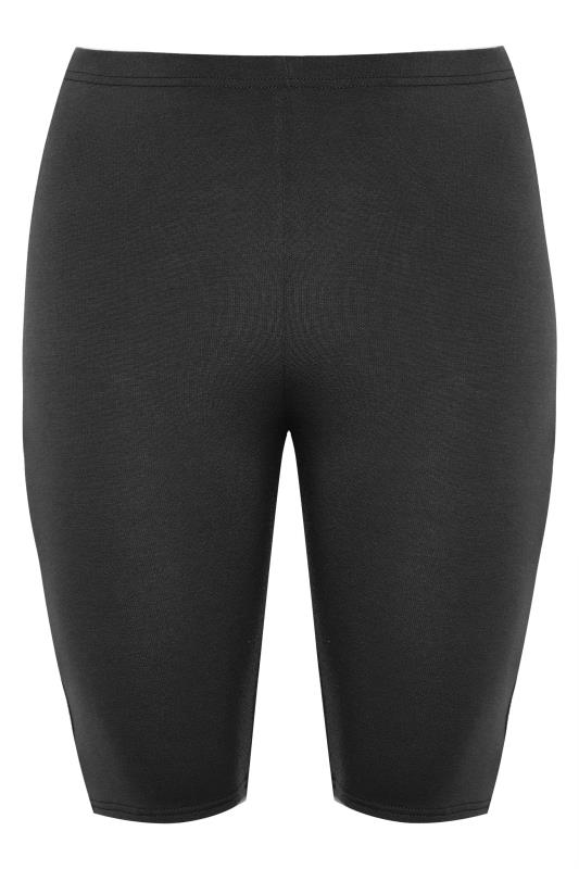 LIMITED COLLECTION Black Sweat Cycling Shorts