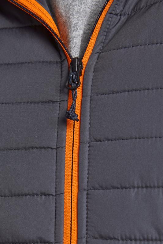 JACK & JONES Grey Quilted Jacket_S.jpg