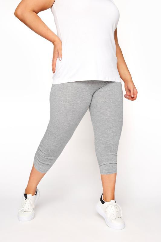 Grey Marl Essential Cropped Leggings_B.jpg