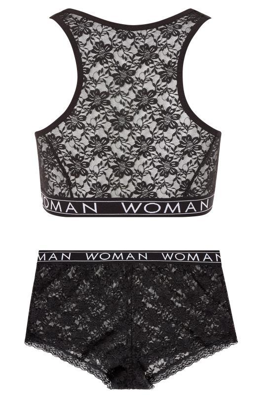Black Lace Lounge Woman Bralette Set_BK.jpg