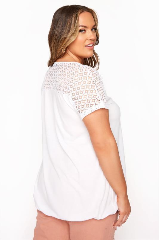 White Lace Sleeve Bubble Hem Top_C.jpg