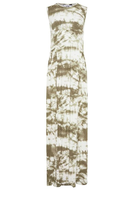 LTS Green Tie Dye Maxi Dress_F.jpg