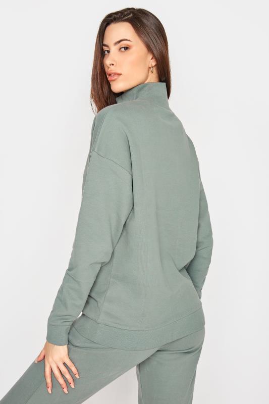 LTS Sage Green Funnel Neck Sweatshirt_C.jpg