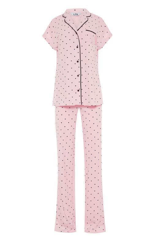LTS Pink Polka Dot Pyjama Set_f.jpg