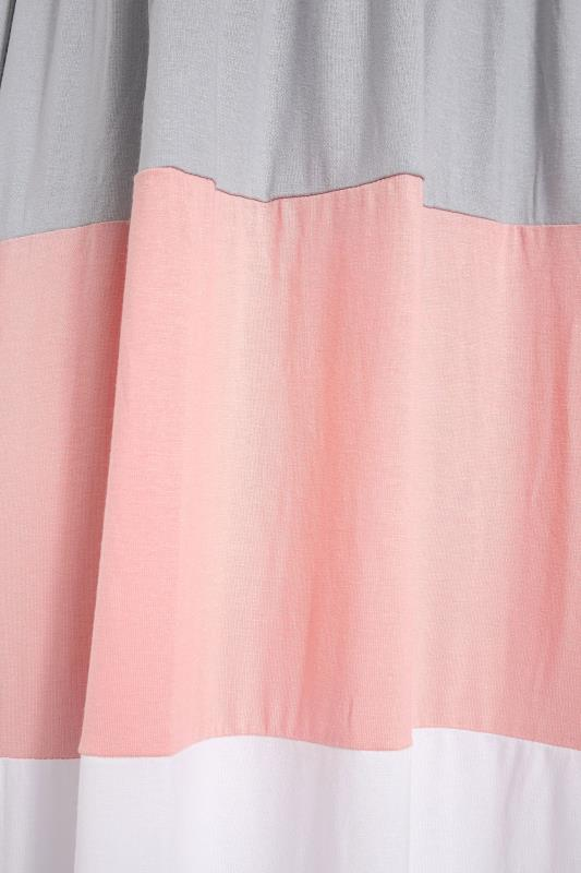 LTS Pink Colour Block Dress_S.jpg