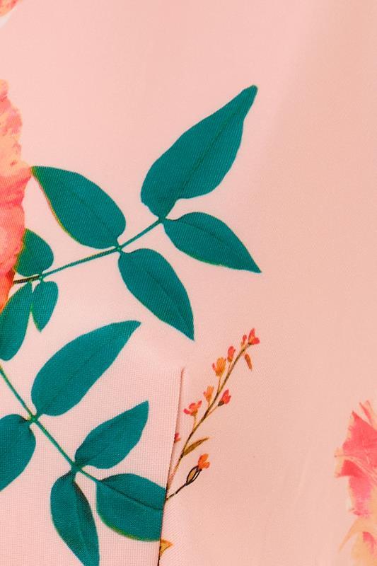 Pink Floral Wrap Skater Midi Dress_S.jpg
