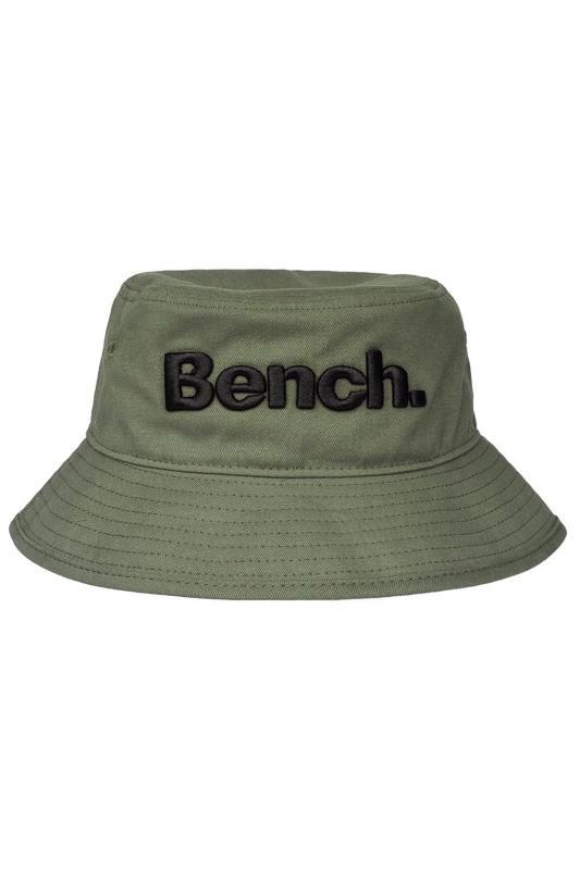 Plus Size Hats BENCH Khaki Mykonos Bucket Hat
