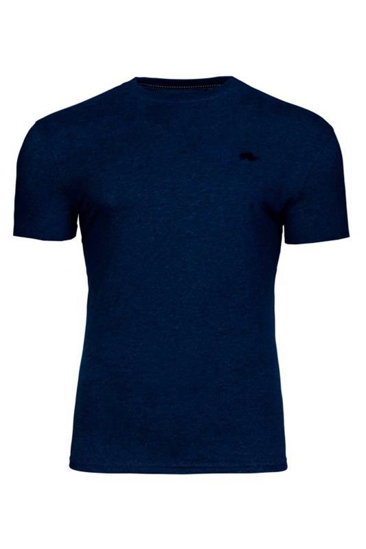Tallas Grandes RAGING BULL Navy Signature T-Shirt
