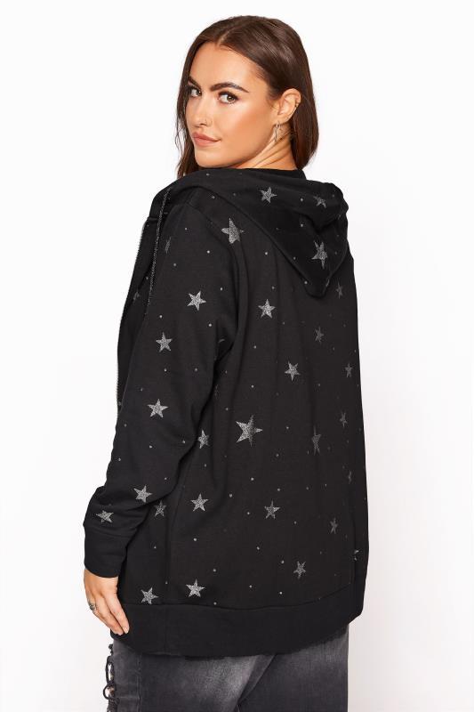 Black Star Print Zip Through Hoodie_C.jpg