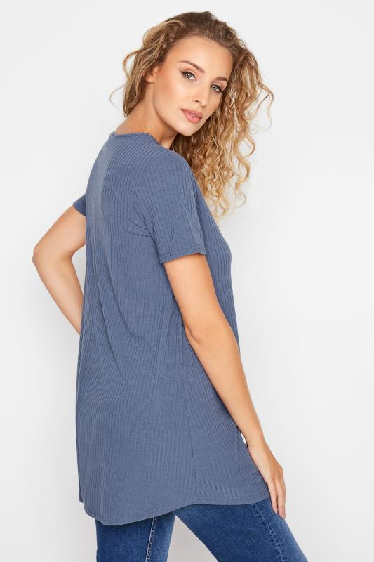 LTS Denim Blue Swing Ribbed T-Shirt_C.jpg