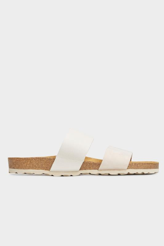 Off-White Leather Two Strap Footbed Sandals_A.jpg