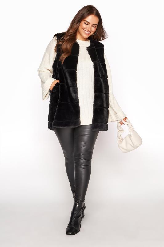 Black Pelted Faux Fur Gilet_RB.jpg