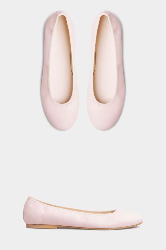 LTS Nude Elasticated Ballet Pumps_A.jpg