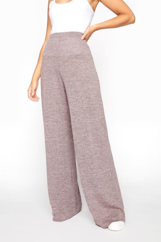 LTS Pink Wide Leg Lounge Pants